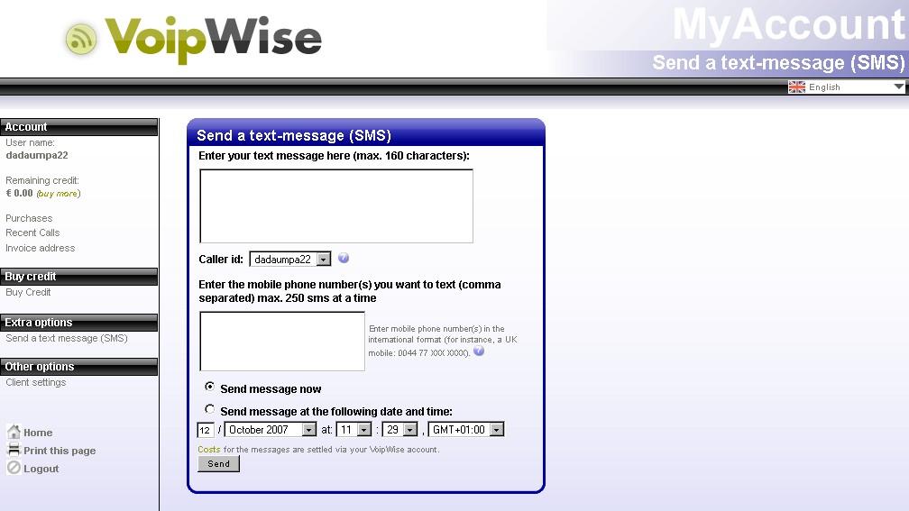 voipwise gratis