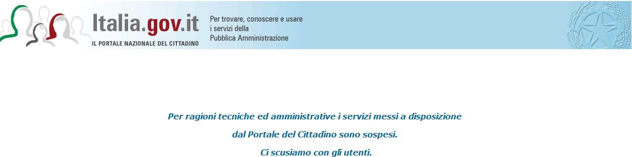 Il cittadino al servizio del governo berlusconi for Sito governo italiano