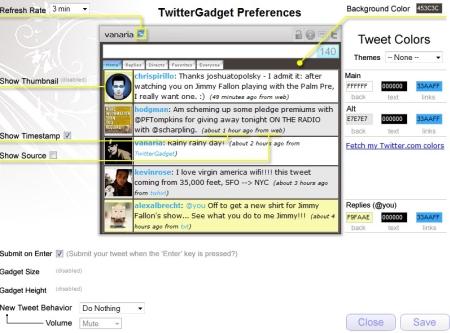twittergadget-preferences