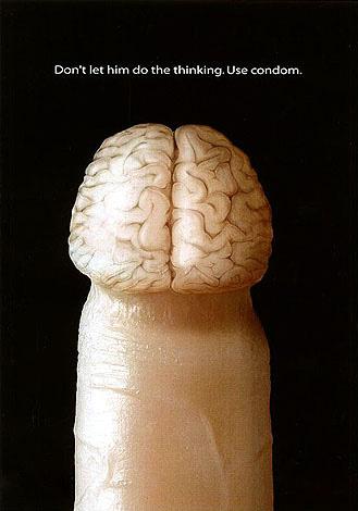 condom-dick-brain