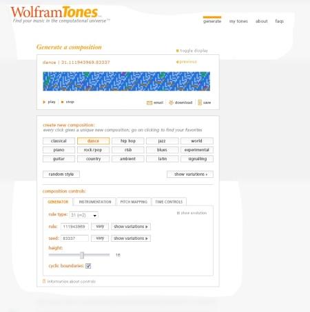 wolfram-tones