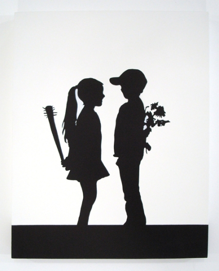 children-man-girl-shadow