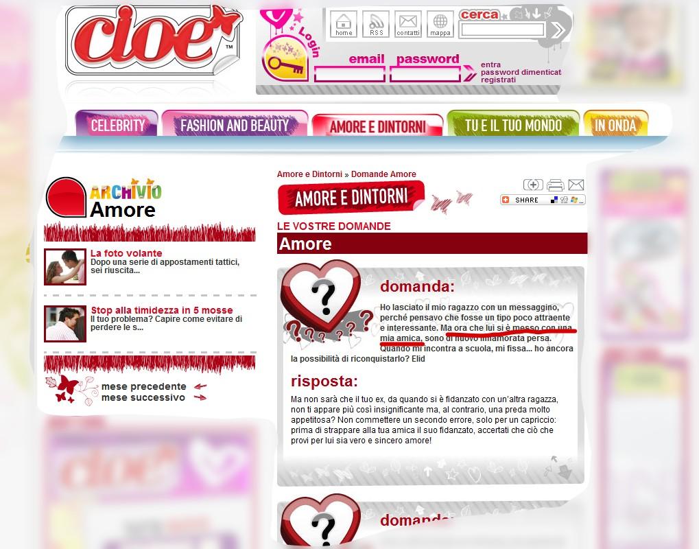 cioe-online-domande