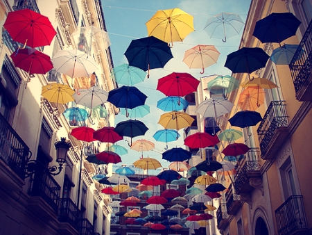 umbrella-alicante-spain