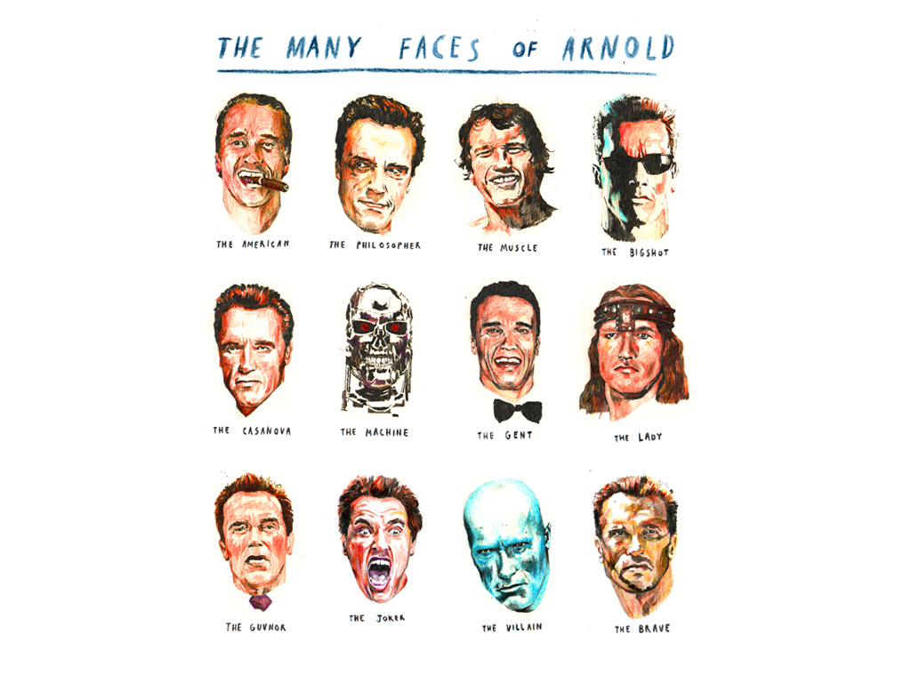 the-many-faces-pf-arnold