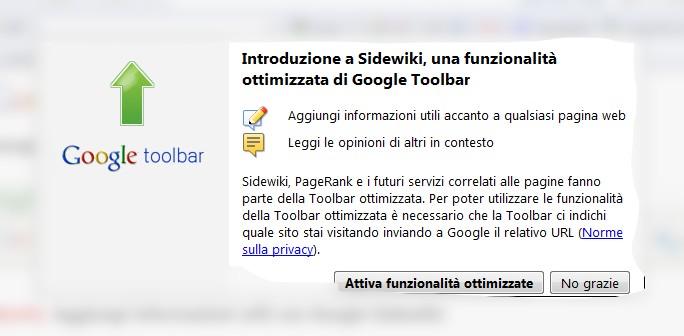 google-sidewiki-alert