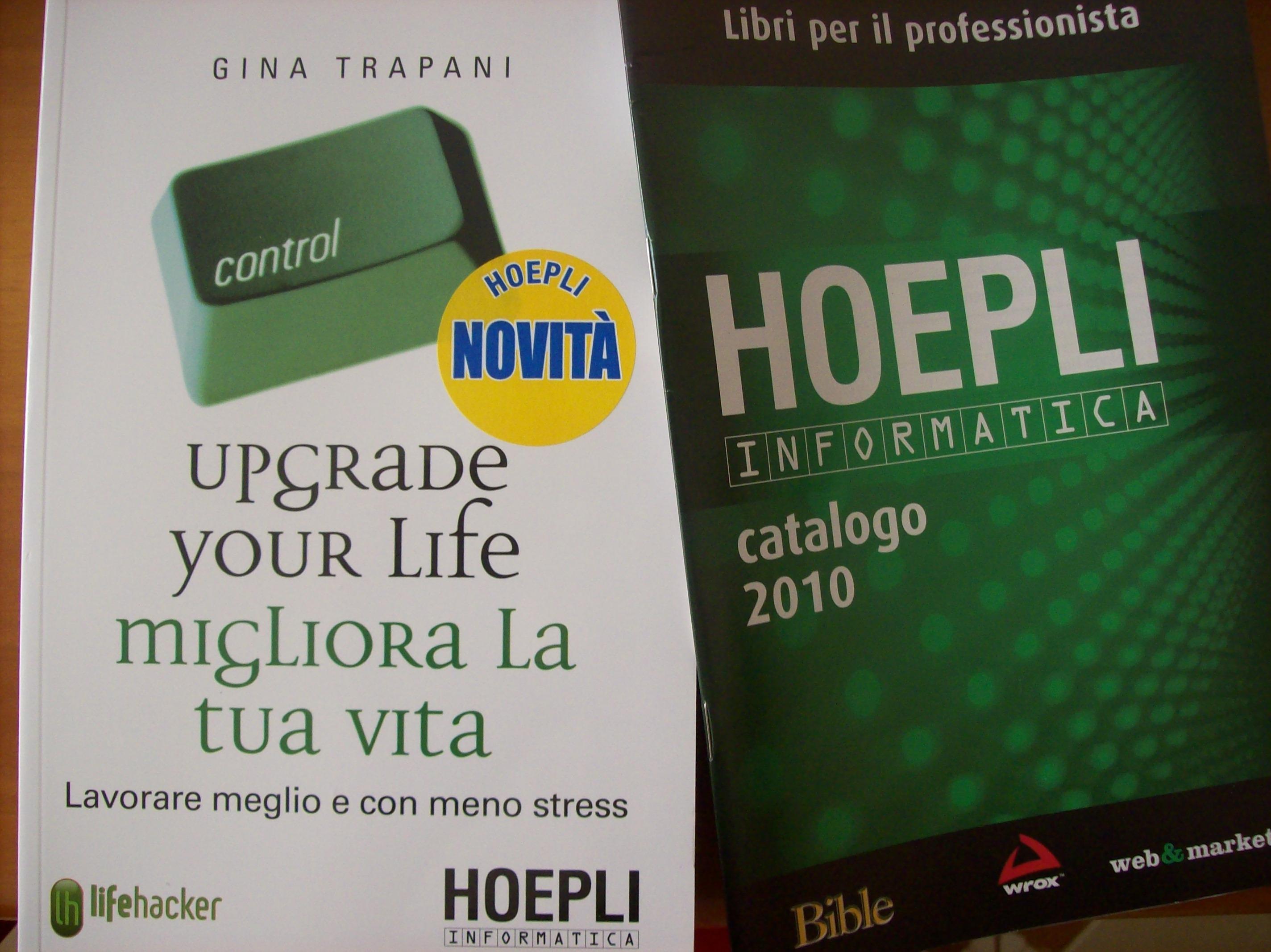 gina-trapani-upgrade-your-life-hoepli-catalogo-informatica