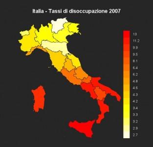grafico disoccupazione italia
