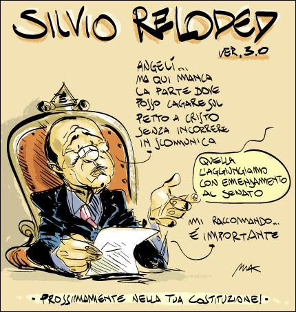 silvio reloded