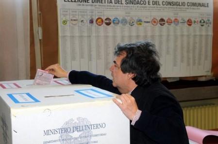 brunetta urna elezioni