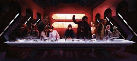 ultima-cena star wars