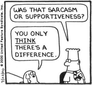 DilbertSarcasm