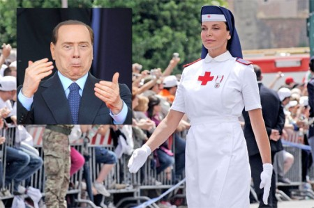 crocerossina berlusconi