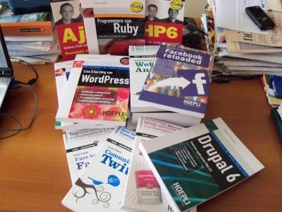 hoepli tecnologia web libri facebook programmazione
