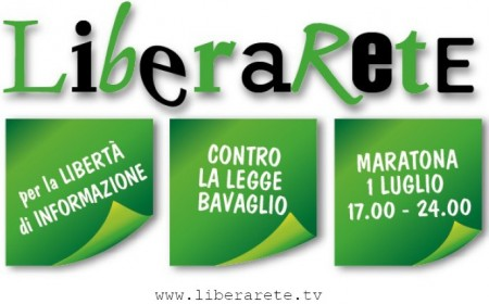 libera rete web tv