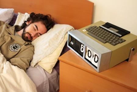 lostclock_sleep_dharma alarm